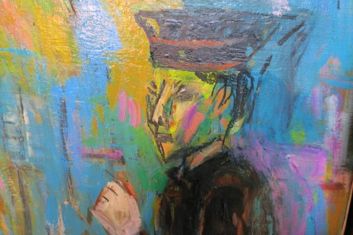 「フォーヴィスムと日本近代洋画」展は忘れられない展覧会です