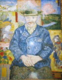 タンギー爺さんは、パリのロダン美術館にいた 絵画鑑賞