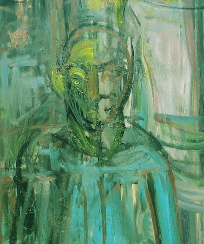ゴッホの努力と生涯 油絵制作Bの⑦ 絵画の見方