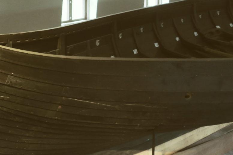 バイキング船はかっこいい。コンチキ号 フロム号 オスロ郊外