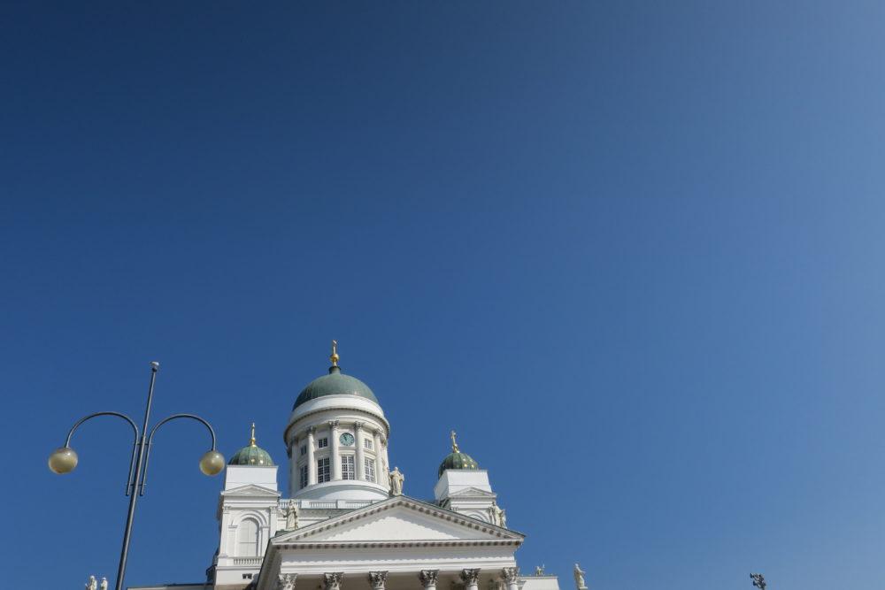 ヘルシンキの親しみやすさとロシア